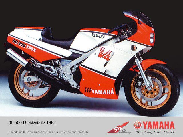 moto yamaha 2 temps