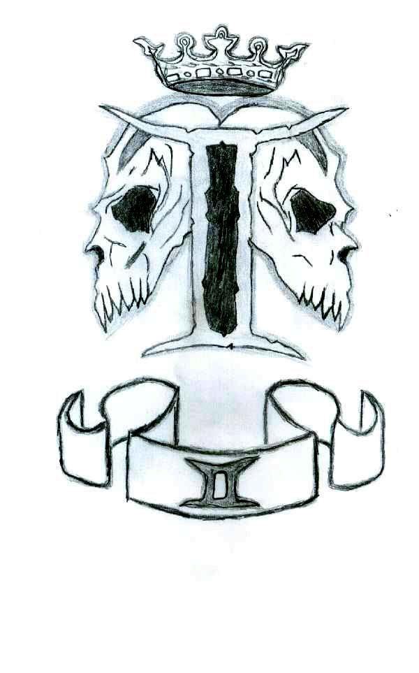 related posts skull and gemini tattoo design skull crown gemini tattoo gemini pinterest. Black Bedroom Furniture Sets. Home Design Ideas
