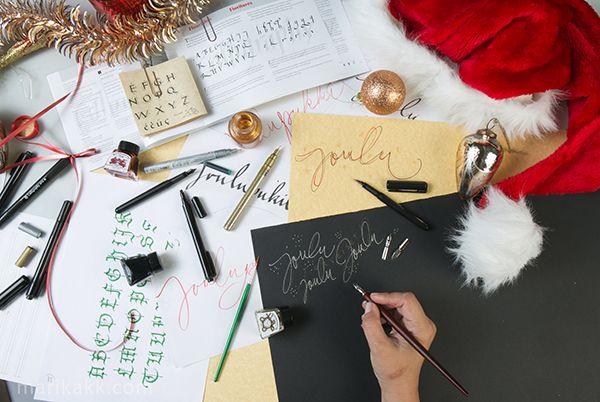 Marika KK Calligraphy