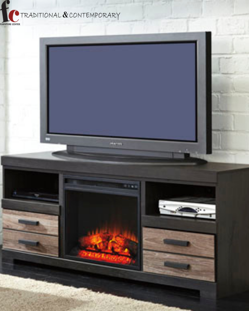 Furniture Extreme Calgary Harrison Large Tv Stand With Led