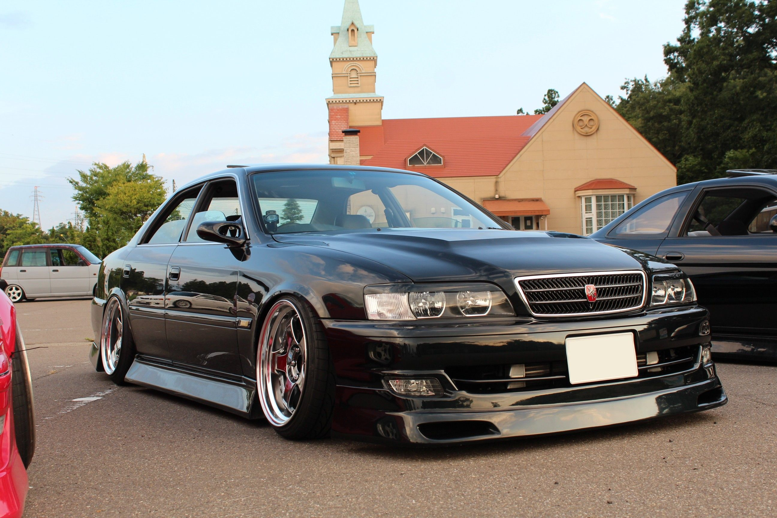 Genial TOYOTA CHASER / JZX100