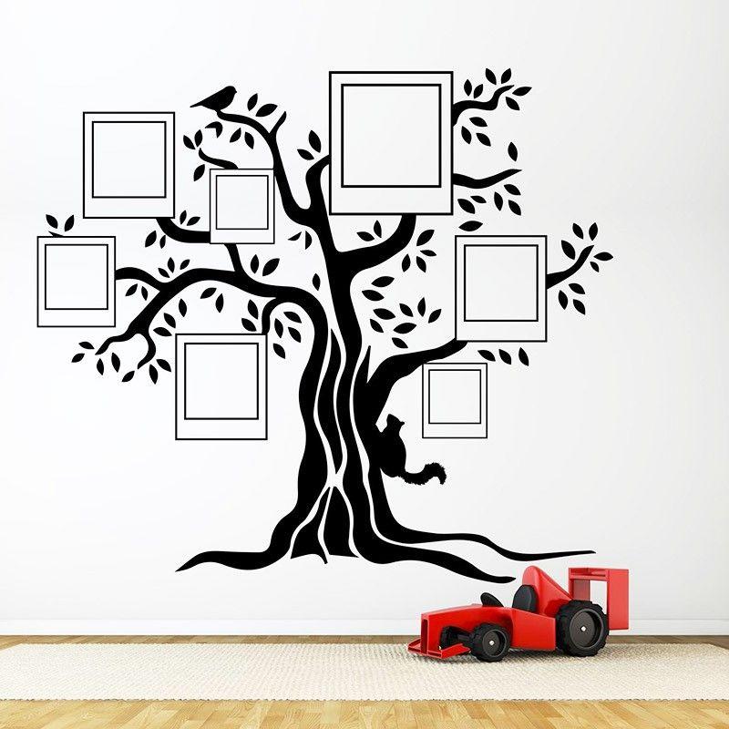 Sticker Photograph Tree