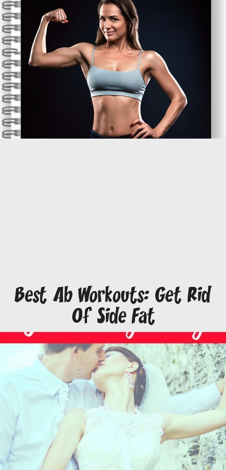 Best Ab Workouts: Get Rid Of Side Fat #sideabworkouts Do these exercises regularly to effectively get rid of side fat and get strong and toned abs! | burn side fat | love handles | slim waist | toned core | tight tummy | flat abs | best ab exercises | ab workouts | ab workouts for women | at home ab workouts | ab workouts for beginners #abworkouts #sixpackabs #weightloss #HealthandFitnessLifestyle #HealthandFitnessCoach #HealthandFitnessGifts #HealthandFitnessDesign #HealthandFitnessArticles #si #sideabworkouts