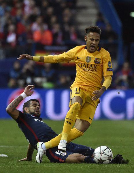 People Photos Club Atletico De Madrid Neymar Neymar Jr