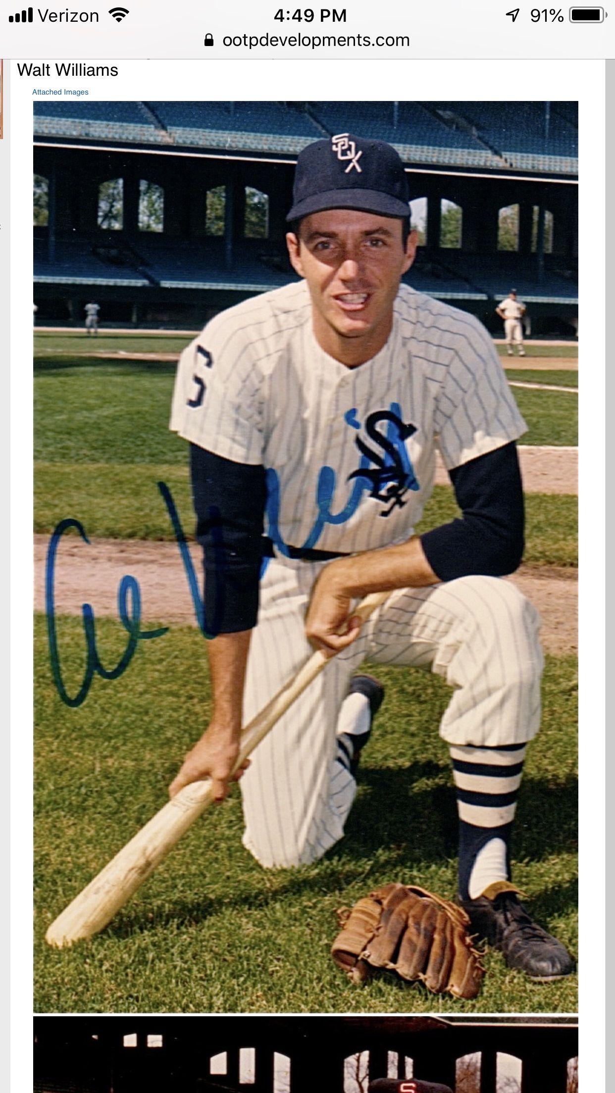 Al Weis | Chicago white sox baseball, White sox baseball, Chicago ...