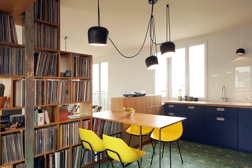 boclaud_architecture_cuisine inspiration ammenagement Pinterest
