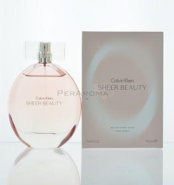 Calvin Klein Sheer Beauty For Women 3 4 Oz Sheer Beauty Beauty Perfume