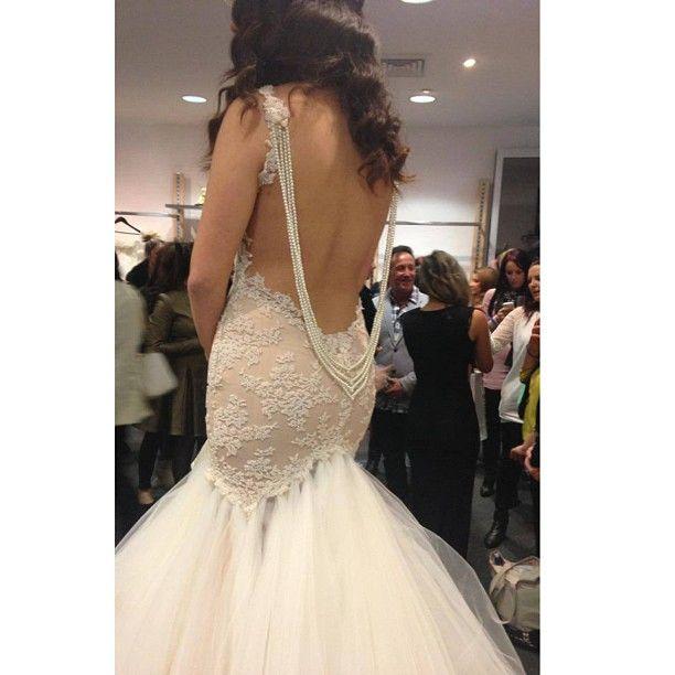 Couture Wedding Gowns Sydney: Galia Lahav Trunk Show #wedding #dress #fashion Sydney