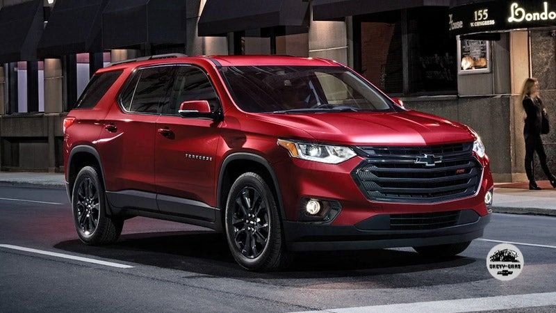 2019 Chevy Traverse Review Specs Pricing Mpg Chevrolet