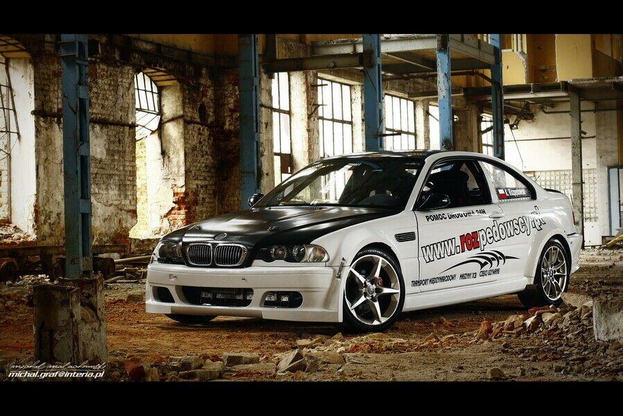 Photo of BMW E46M COUPE WIDEBODY FRONTSTANGE HECKSTOßSTANGE SEITENSCHWELLER  Body Kit