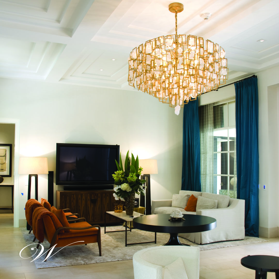 The Beautiful Petra Bel Air Chandelier Is Wow Factor And Attracts Instant Attention
