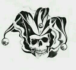 Pin By Monika Stanikova On Joker Napady Na Tetovani Kresleni Obrazky