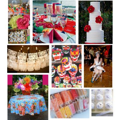 Image Detail For Wedding In Mexico Reception Food Mexican Themed From