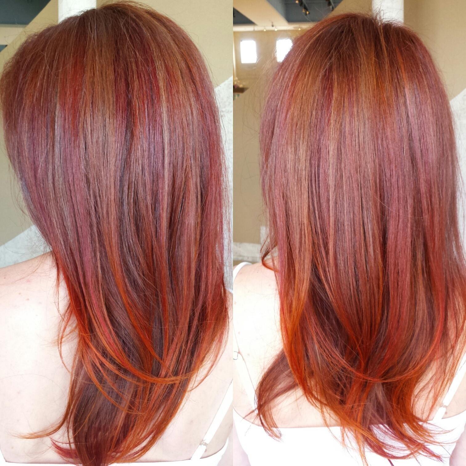 Radiant Red Hair Hon Pinterest Hair Coloring