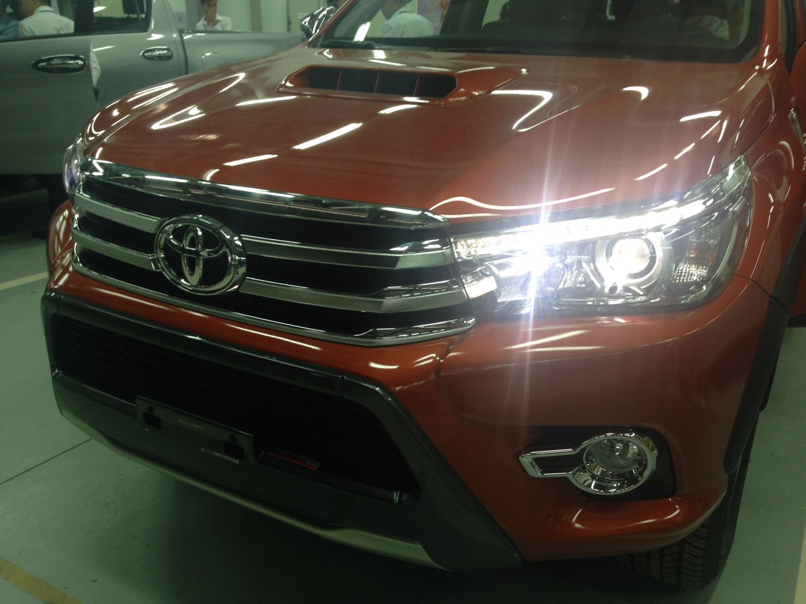 Automark special 2016 toyota hilux 2 8 gd 6 raised body raider double cab a t pinterest toyota hilux toyota and 4x4