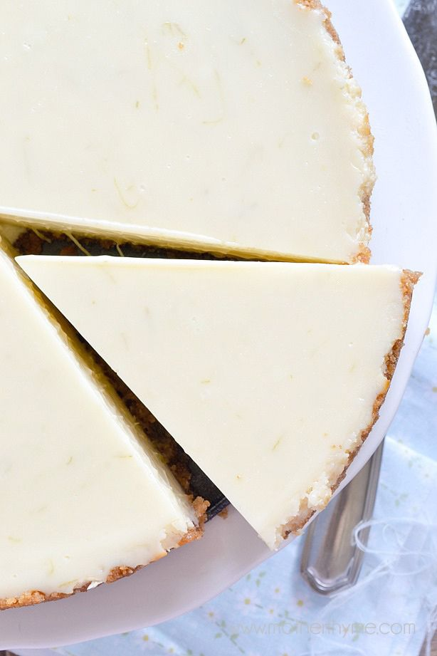forever chasing the *perfect* key lime pie - mother thyme