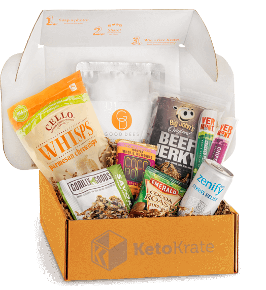 keto diet box subscription