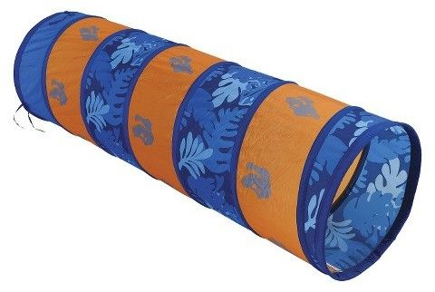 Pacific Play Tents Pacific Play Dinosaur Train Tunnel - Orange/Blue  https://api.shopstyle.com/action/apiVisitRetailer?id=481294283&pid=uid8100-34415590-43