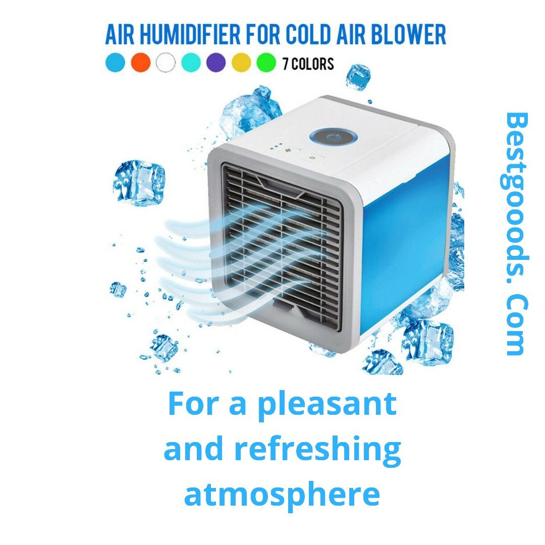 2020 Rechargeable Watercooled Air Conditioner (Can be