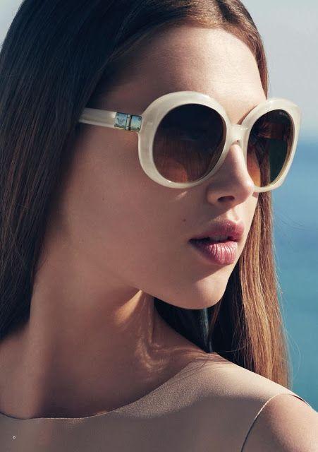 Emporio Armani Eyewear – Campaign Spring   Summer 2013   Glasses ... a3533468bd