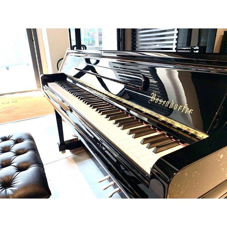 Klaviano 🎹 on Instagram: New Bosendorfer 130 - Upright