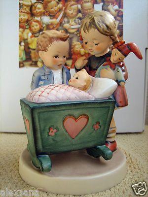 """""""Blessed Event"""" Hummel figurine  LOOOOOVE Hummel!!"""
