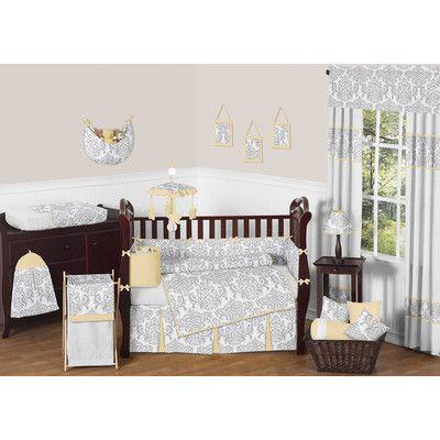 Sweet Jojo Designs Avery Crib Bedding Collection