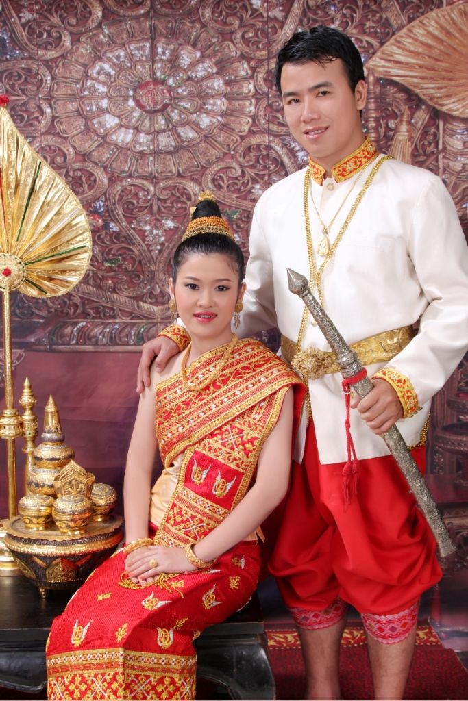 Laos Wedding Dress Fashion Dresses