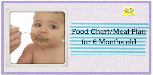 6 month baby food chart indian food chart for 6 months old baby indian 6 month baby food chart along with a collection of indian baby food recipes indian feeding guidelines chart food timetable for 6 month old baby forumfinder Choice Image