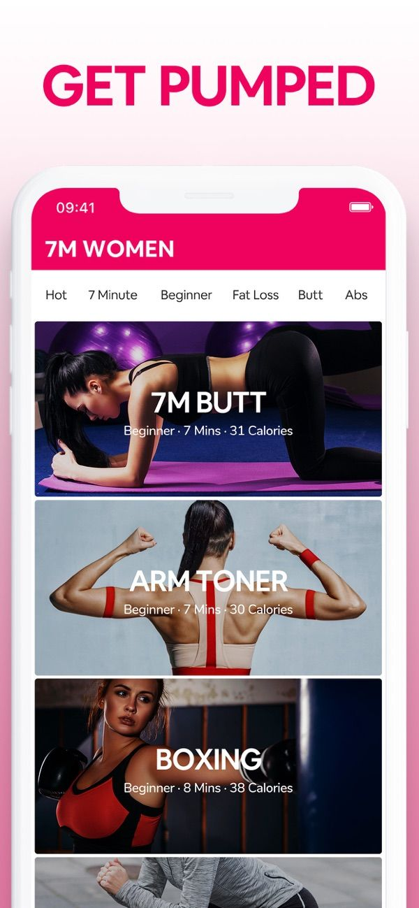 ‎Workout for Women Fitness App on the App Store Workout