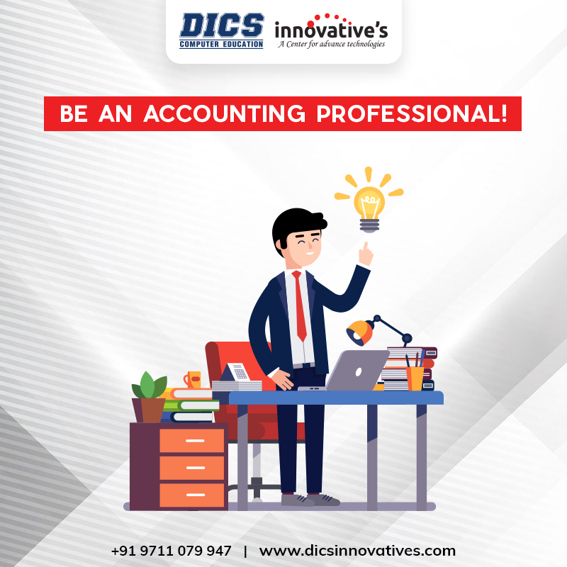 Be An Accounting Professional Pursue The E Accounting Difa Course With Latest Industrial Accounting Computer Education Best Computer Diploma Courses