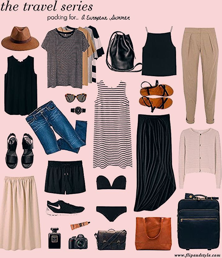 Photo of Packing Ideas For Summer In Europe – Flip And Style