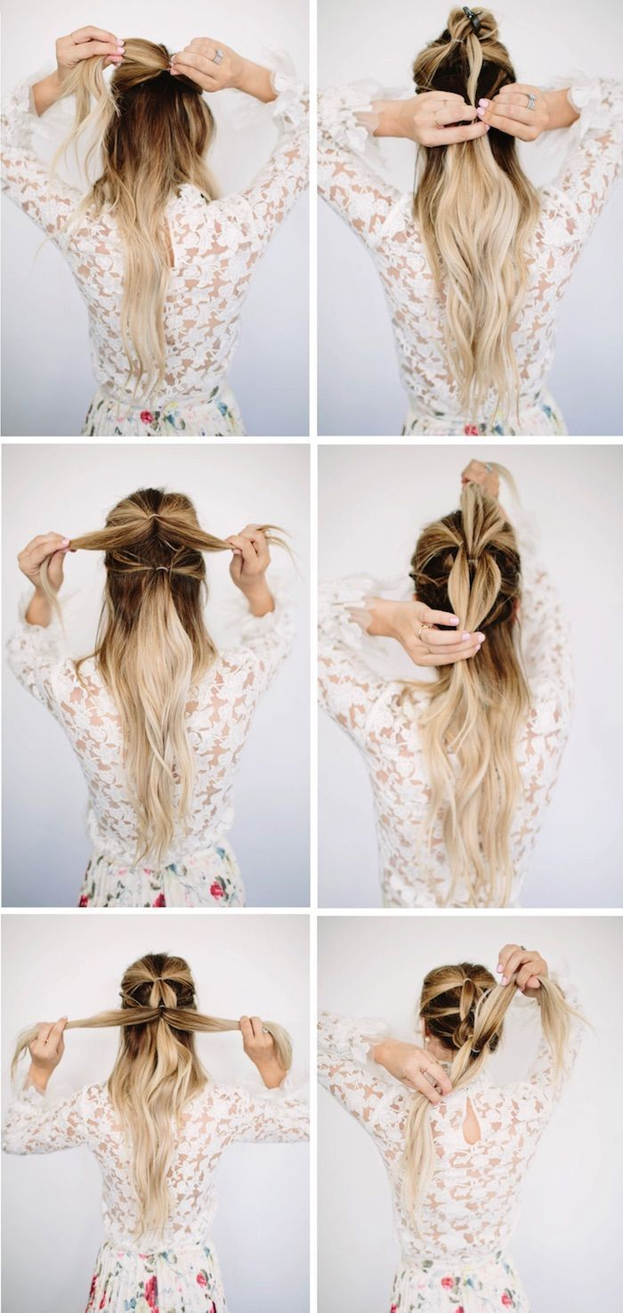 1001 Inspiring Ideas For Simple Hairstyles For Everyday Wear Simple Hairstyles For Everyday In 2020 Easy Hairstyles Everyday Hairstyles Easy Everyday Hairstyles