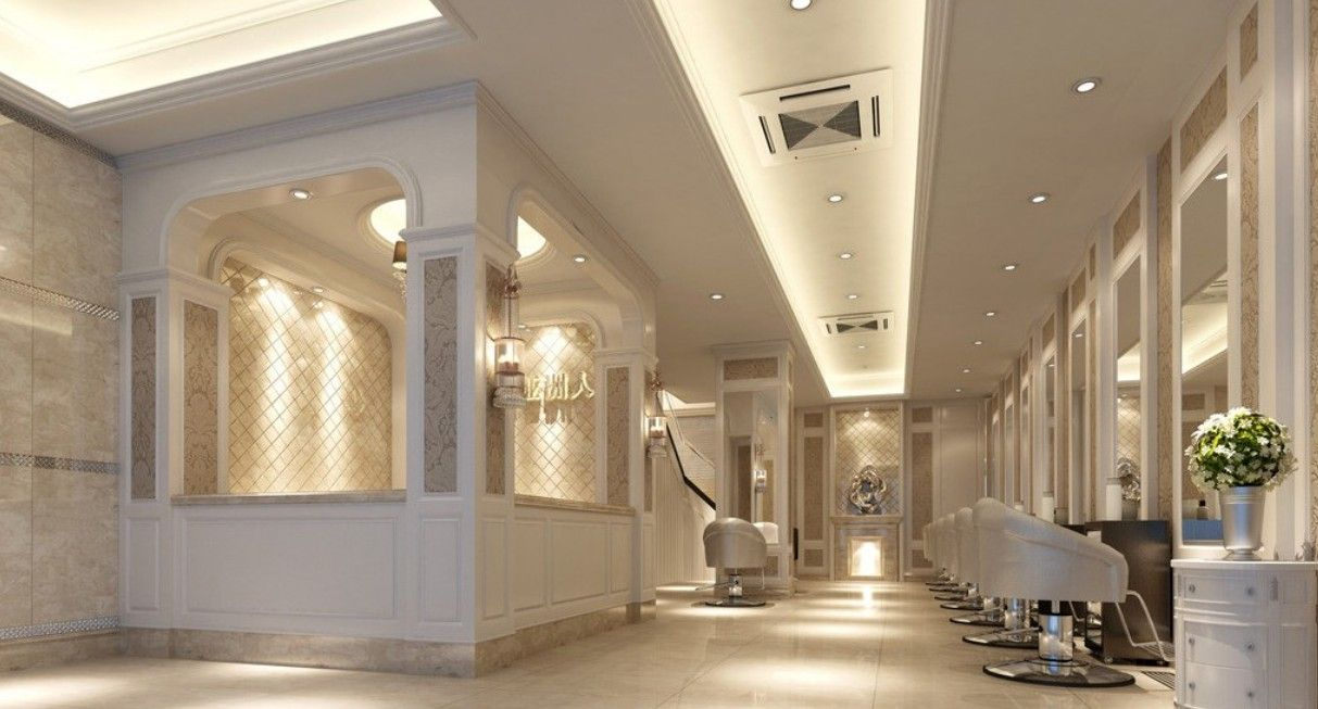 Posts tagged beauty salon retail design blog jenny for Hair salon interior design photo