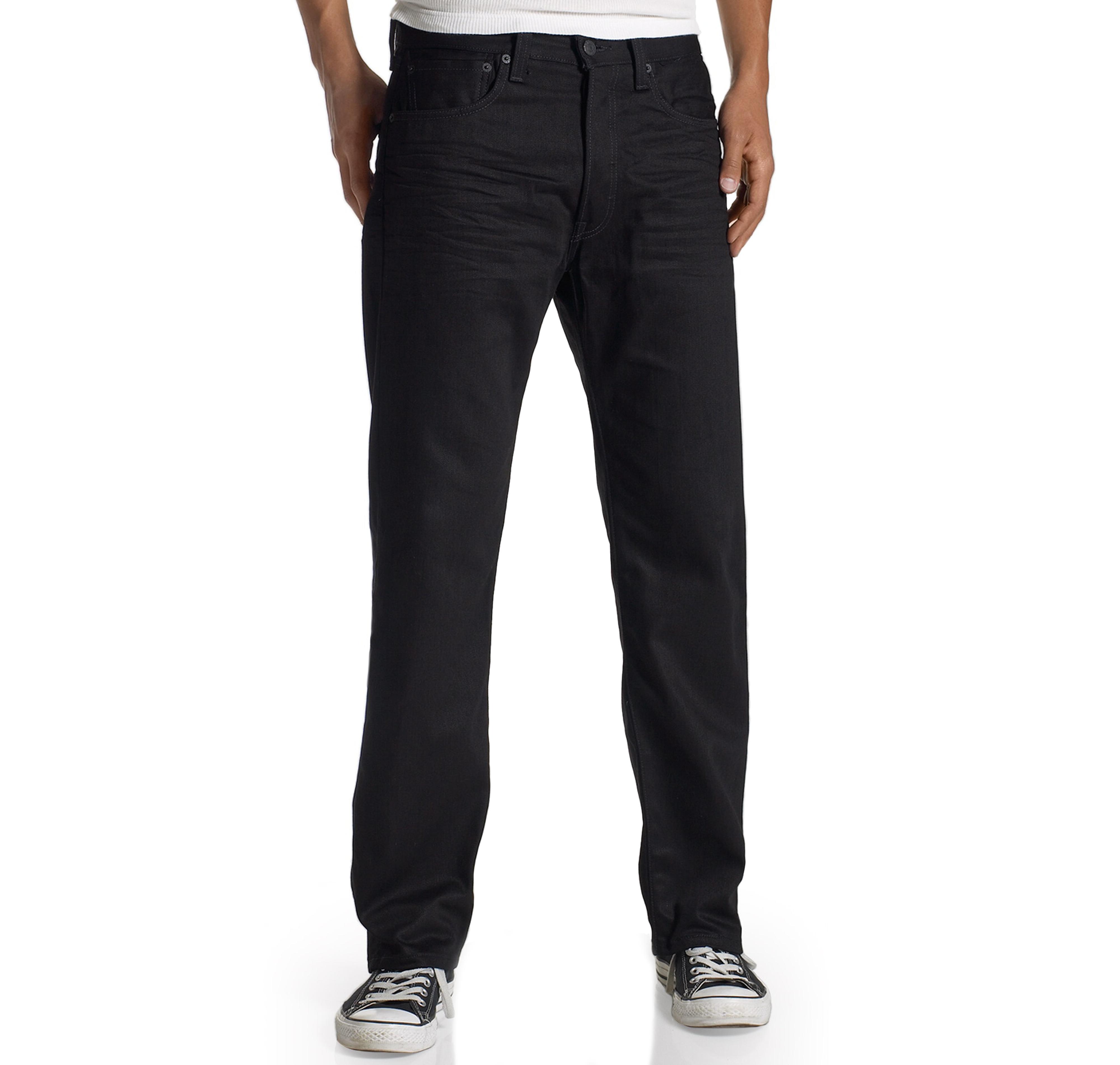 6e3a884c82d Levi's 501 Original-Fit Polished Black Jeans | Fashion | Jeans fit ...