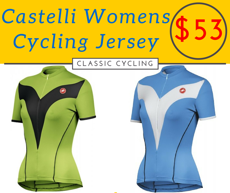 Shop at Classic Cycling for Castelli Womens Diamante Cycling Jersey  https   www. 5c1708f82