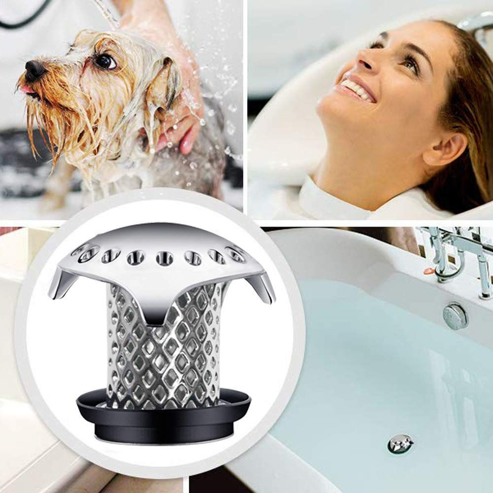 Bathroom Tub Hair Catcher