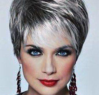 graue frisuren, die dich nicht interessieren | haarschnitt