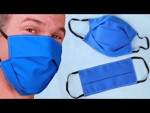 Photo of How to SEW a Medical FACE MASK – Face Mask Cover