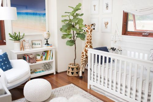 Celebrity Nurseries See Laguna Beach Alex M S Nursery For Baby Levi
