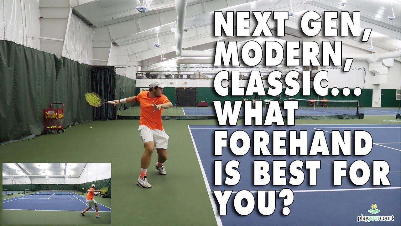 Learn the pros and cons of each forehand so you can have