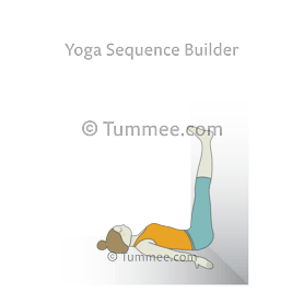 viparita karani yoga legs up the wall pose  yoga