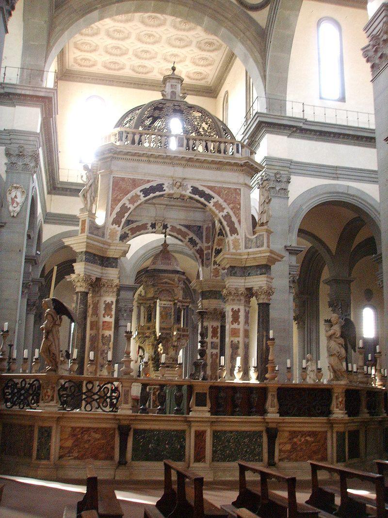 СантоСпирито (Флоренция) — Википедия Флоренция
