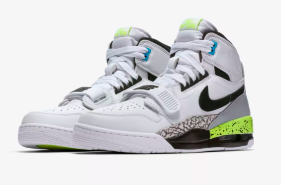 3f6f35a592b Official Images: Jordan Legacy 312 Command Force Volt The Jordan Legacy 312  Command Force Volt