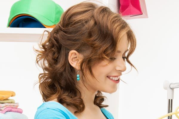 Astounding 1000 Images About Hair On Pinterest Medium Length Hairstyles Hairstyles For Women Draintrainus