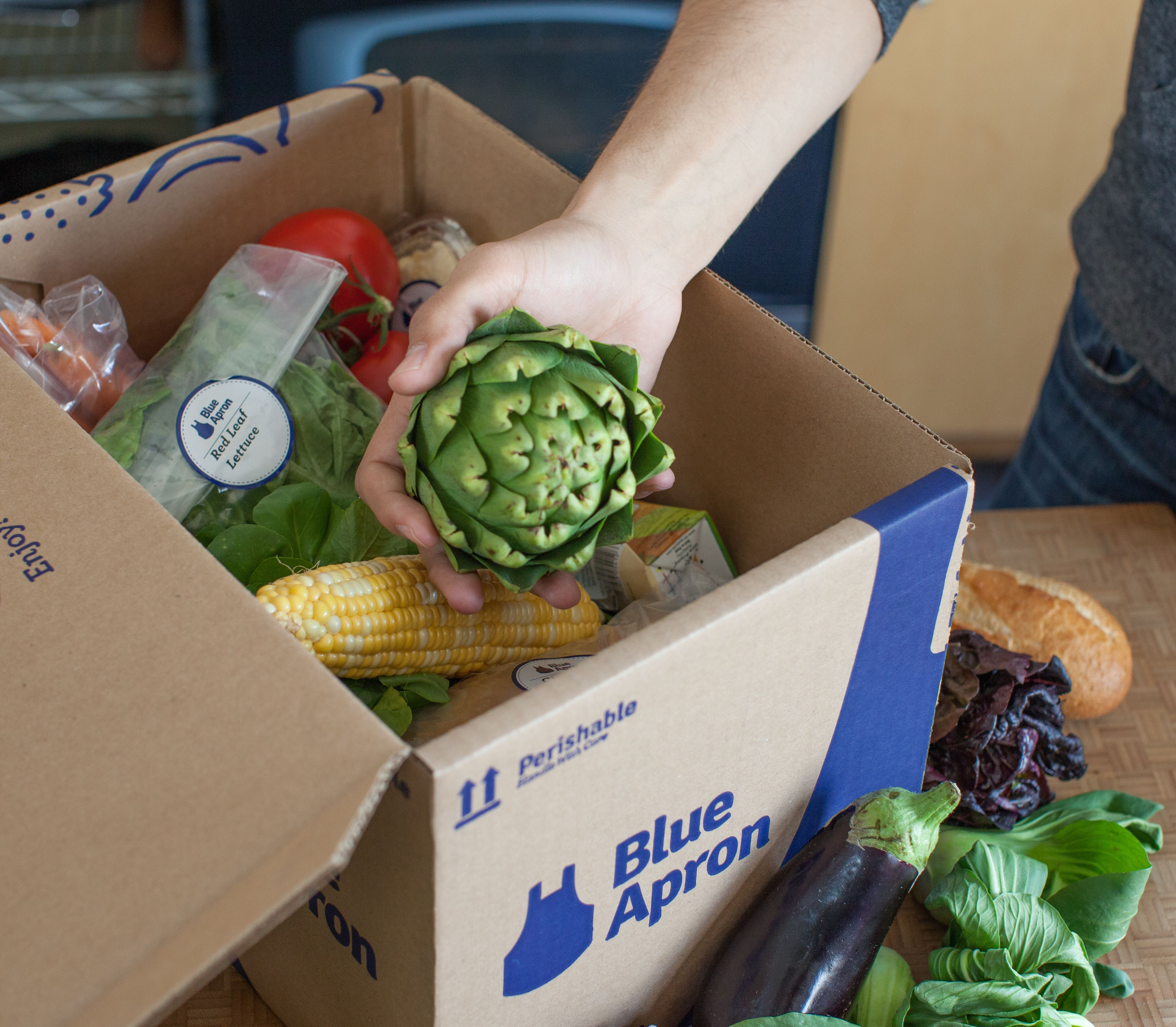 Blue apron healthy meals - We Tried Blue Apron Here S What Happened
