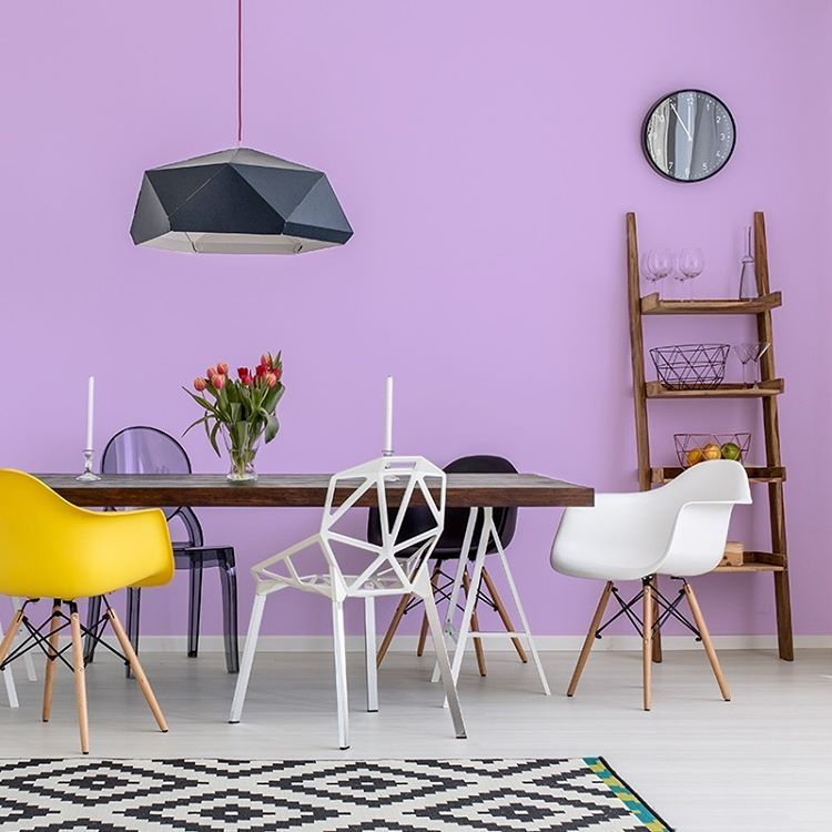 Nippon paint malaysia colour code violet petal np pb 1404 p purple diningroom for Nippon paint colour for living room