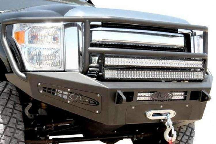 Add F347375010103 2015 2018 Chevrolet Silverado 2500 Honeybadger Rancher Front Bumper W Winch Mount Chevy Silverado 2500 Chevrolet Silverado 2500 Chevrolet Silverado