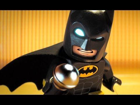 THE LEGO BATMAN MOVIE Official Trailer (2017) Will Arnett Comedy Movie HD - YouTube