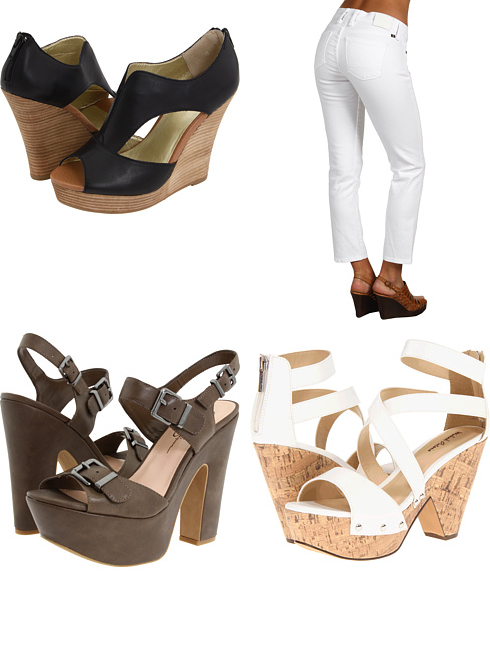 Seychelles, Lucky Brand, Jessica Simpson, Michael Antonio at 6pm. Free shipping, get your brand fix!